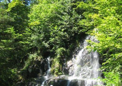 La cascade du Niedeck