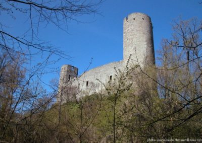chateau d'Andlau à Barr