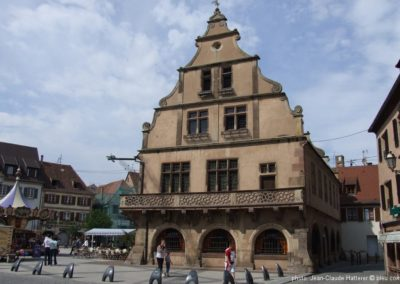 Molsheim, Place de la Metzig
