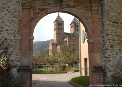 Murbach, Abbaye