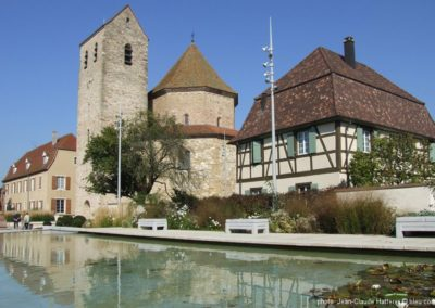 OIttmarsheim, Abbatiale