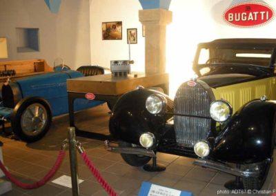 Molsheim, Musee de la chartreuse-fondation-bugatti_c-fleith
