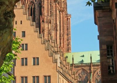 Strasbourg, L'oeuvre Notre Dame
