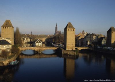 Strasbourg, Les  Ponts Couverts